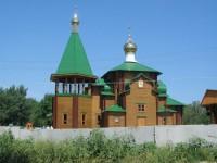 Храм Свято-Троицкий в городе Дубовка Волгоградской области