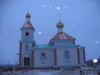 Храм Святой Троицы в хуторе Вертячий