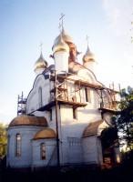 Приход Новожизненского храма 'Воскресения' в посёлке Опытная станция Городищенского района Волгоградской области