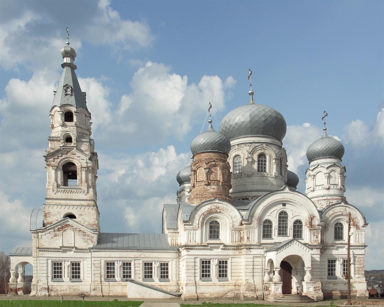 Храмы Московской области  vidaniaru