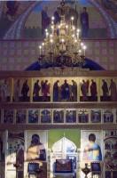 Храм Святого благоверного князя Димитрия Донского в рабочем посёлке Иловля Волгоградской области