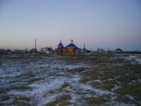 Храм Донской иконы Божией Матери в станице Качалинской Иловлинского района