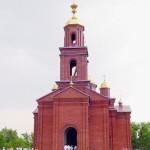 Храм Святого мученика Иоанна Воина в хуторе Паньшино Городищенского района Волгоградской области