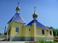 Храм Святых апостолов Петра и Павла в рабочем посёлке Лог Иловлинского района Волгоградской области