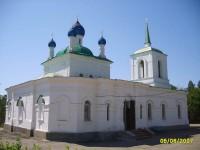 Храм Покрова Божией Матери в городе Дубовка Волгоградской области