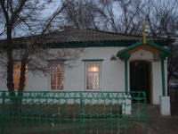 Молитвенный дом Покровский в хуторе Нижнегнутов Чернышковского района Волгоградской области