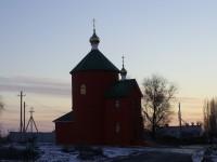 Храм Святого Пантелеимона в станице Качалинской Иловлинского района Волгоградской области