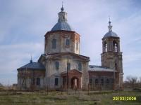 Храм Святой Троицы в станице Новогригорьевской Иловлинского района Волгоградской области