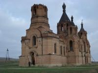 Храм Святителя Николая Чудотворца в станице Голубинской Калачёвского района