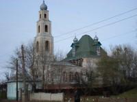 Храм Святителя Николая Чудотворца в городе Калач-на-Дону