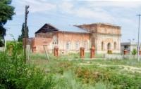 Храм Михаила Архангела в селе Антиповка Камышинского района Волгоградской области