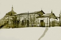 Никольский кафедральный собор в городе Камышине