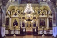 Никольский кафедральный собор в городе Камышине Волгоградской области