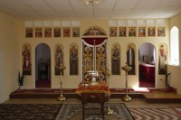 Храм Святителя Феодосия Черниговского в селе Умёт Камышинского района Волгоградской области