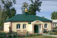 Храм Святителя Феодосия Черниговского в селе Умёт