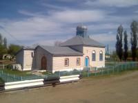 Храм Святой Троицы в селе Костарёво