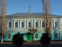 Храм Святой Троицы в городе Камышине Волгоградской области