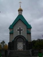 Храм Святых мучеников Флора и Лавра в Красноармейском районе города Волгограда