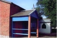 Молитвенный дом Николая Чудотворца селе Новоникольском Быковского района Волгоградской области