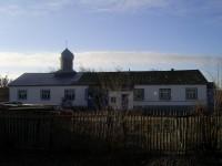 Храм Успения Пресвятой Богородицы в городе Николаевске Волгоградской области
