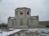 Храм в честь и Славу Животворящей Троицы в рабочем посёлке Старая Полтавка Волгоградской области