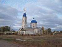 Храм Архистратига Михаила в селе Райгород Светлоярского района