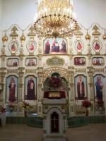 Храм Святителя Николая Чудотворца в рабочем посёлке Светлый Яр