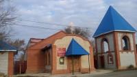 Храм Святого мученика Фаддея Тверского в селе Червлёное