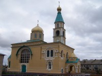 Храм святого мученика Никиты  (Дубовый овраг)