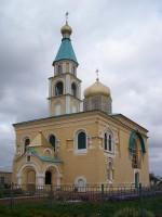 Храм Святого мученика Никиты в селе Дубовый Овраг Светлоярского района