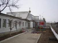 Архиерейское подворье Святителя Николая Чудотворца в городе Суровикино Волгоградской области