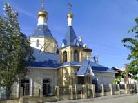 Храм Святителя Николая Угодника в селе Заплавное Ленинского района Волгоградской области