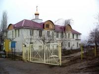 Храм Святителя Тихона Патриарха Московского в городе Волжском Волгоградской области