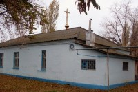 Молитвенный дом Введения во храм Пресвятой Богородицы в селе Рахинка Волгоградской области