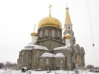 Храм Святого Апостола и Евангелиста Иоанна Богослова в городе Волжском