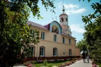 Храм Святителя Тихона, Патриарха Московского, в городе Волжском