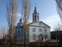 Храм Покрова Божией Матери в рабочем посёлке Средняя Ахтуба