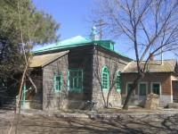 Троице-Андреевский храм в город Ленинске Волгоградской области