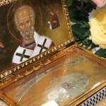 Мощи святителя Николая Чудотворца