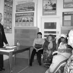 Встреча с иереем Аркадием Власовым