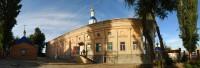 Храм Похвалы Пресвятой Богородицы в Советском районе города Волгограда