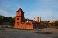 Храм Иоанна Богослова в Дзержинском районе города Волгограда