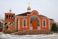 Храм священномученика Иосифа, митрополита Астраханского в Дзержинском районе города Волгограда