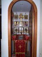 Молитвенная комната Мученика Ореста врача Тианского в Дзержинском районе города Волгограда