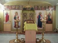 Домовая церковь Павла врача в Дзержинском районе города Волгограда
