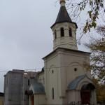 Храм Преображения Господня в Дзержинском районе города Волгограда
