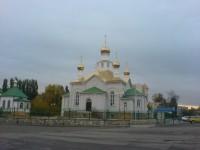 Богоявленский собор в городе Фролово Волгоградской области