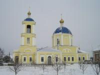 Храм Архангела Михаила в городе Котово Волгоградской области