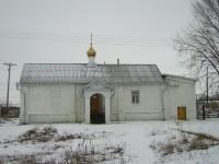 Молитвенный дом Никольский в селе Зензеватка Ольховского района Волгоградской области
