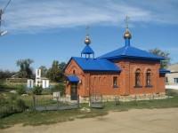Храм Покровский в хуторе Нижние Коробки